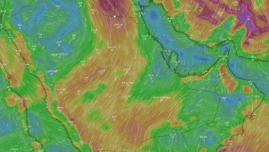 صورة أجواء حارة وأمطار على هذه المناطق.. الحصيني يكشف تفاصيل حالة الطقس اليوم بالمملكة