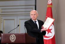 صورة أحزاب تونسية تعتبر تمديد قرارات سعيد استكمالا للانقلاب