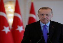 صورة أردوغان: نتعامل بتفاؤل حذر مع طالبان ونحاور كافة الأطراف