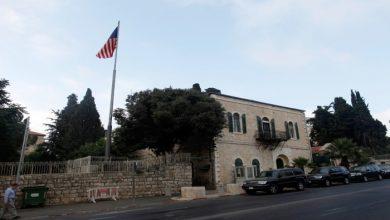 صورة أعضاء بالكونجرس يؤكدون لبينيت تأييدهم لإعادة فتح قنصلية أمريكا بالقدس الشرقية