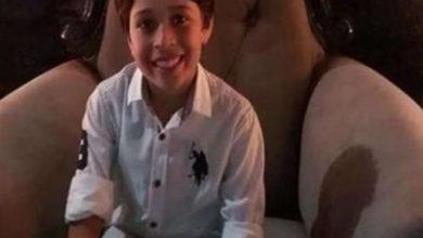 صورة أول تعليق من الطفل المصري المختطف على الهدية التي تلقاها من السيسي