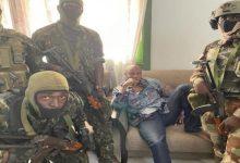 صورة إدانات دولية للانقلاب العسكري في غينيا