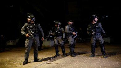 صورة إسرائيل تعتقل أسيرين جديدين من محرري سجن جلبوع (صورة)