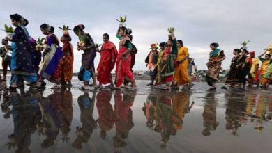 صورة إصابات كورونا في الهند تقفز لأعلى مستوى في شهرين