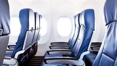 صورة إلزام شركة طيران بتعويض رجل وزوجته وابنتيه بسبب اتساخ الحزام والمقعد