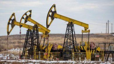صورة ارتفاع الدولار وزيادة الحفارات بأمريكا يهويان بأسعار النفط