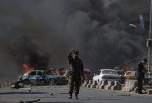صورة ارتفاع حصيلة ضحايا تفجيرات كابل إلى 110 قتلى
