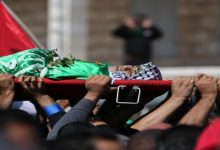 صورة استشهاد فلسطيني برصاص الاحتلال الإسرائيلي وسط الضفة