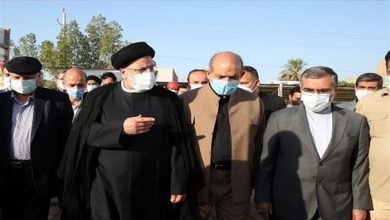 صورة الأولى من نوعها.. رئيسي يزور الأحواز في مستهل جولة للمحافظات الإيرانية