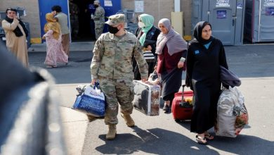 صورة البنتاجون: 25 ألف أفغاني في قواعد عسكرية بأمريكا ونسعى لمضاعفتهم