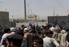 صورة البيت الأبيض يعلن إجلاء أكثر من 100 ألف شخص عبر مطار كابل