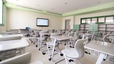 صورة التعليم توضح آلية تقسيم المناهج الدراسية على الفصول الثلاثة