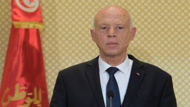 صورة التيار الديمقراطي التونسي يعرب عن قلقه من تجمع السلطات بيد سعيد