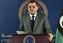 صورة الدبيبة يدعو الليبيين للخروج للتعبير عن رأيهم بعد سحب الثقة من حكومته
