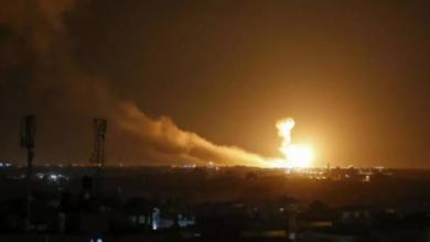 صورة الدفاعات الجوية السورية تدمر 21 صاروخا إسرائيليا