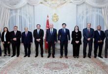 صورة الرئيس التونسي لوفد الكونجرس الأمريكي: إجراءاتي جاءت وفقا للدستور