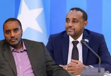 صورة السبب فتاة.. رئيس الوزراء الصومالي يعزل مدير المخابرات