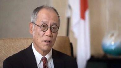 صورة السفير الياباني بالمملكة يكشف عن أول كلمة عربية تعلمها