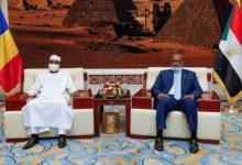 صورة السودان يبحث مع تشاد تأمين الحدود ومكافحة الإرهاب