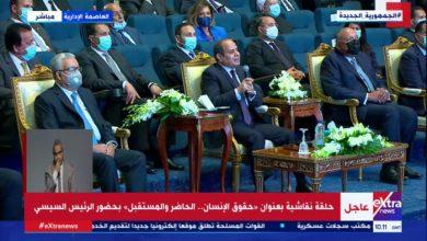 صورة السيسي: عام 2011 شهادة وفاة للدولة المصرية