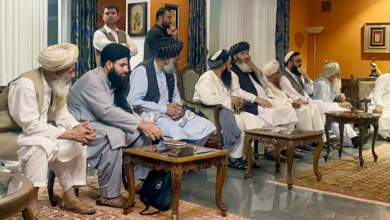 صورة الهند تجري أول محادثات مع طالبان برعاية قطرية