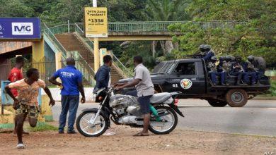 صورة انقلابيو غينيا يعلنون حظر التجول في البلاد