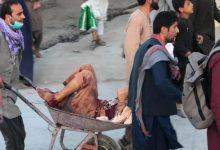 صورة بالصور: انتحاري يفجر نفسه أمام مطار كابل وسقوط عدد من الضحايا بينهم عسكريون أمريكيون