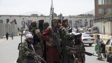 صورة بدعوة من طالبان.. رئيس الاستخبارات الباكستانية يزور كابل