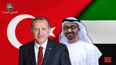 صورة بعد زيارة طحنون.. محمد بن زايد يهاتف الرئيس التركي