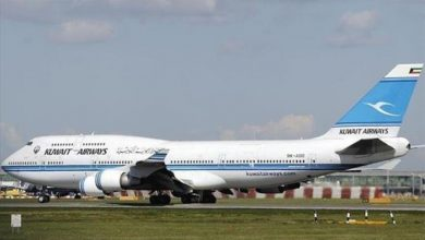 صورة بعد عام من التوقف.. الخطوط الكويتية تستأنف رحلاتها إلى مصر