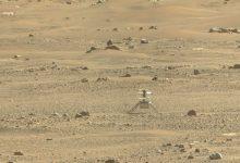 صورة بعد محاولة فاشلة.. مسبار ناسا يجمع أول عينة صخرية من المريخ
