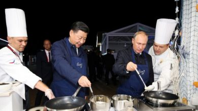 صورة بقيمة 150 مليار دولار.. روسيا والصين تعدان 90 مشروعا استثماريا