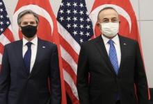 صورة بلينكن يؤكد أهمية تركيا كحليف لواشنطن في حلف الناتو