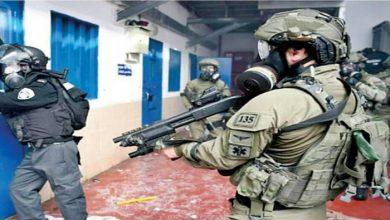 صورة بينهم قائد بكتائب الأقصى.. فرار 6 أسرى فلسطينيين من سجن إسرائيلي عبر نفق (صور)