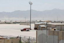 صورة تحذير أمريكي من سيطرة الصين على قاعدة باجرام