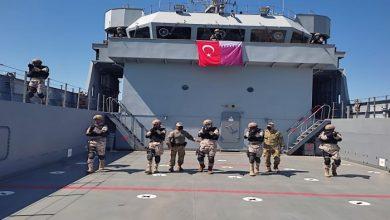 صورة تركيا تواصل تدريب أفراد القوات البحرية القطرية