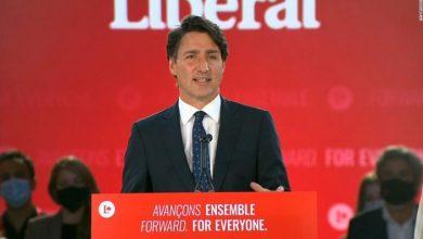 صورة ترودو يبدأ ولاية ثالثة ضعيفة على رأس حكومة أقلية في كندا