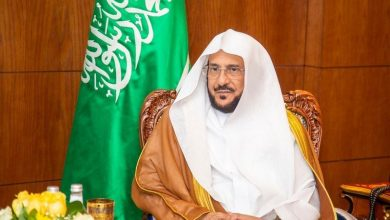 صورة تعميم عاجل من وزير الشؤون الإسلامية لمنسوبي المساجد والأئمة والخطباء والمؤذنين