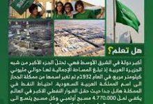 صورة معلومات عن المملكة العربية السعودية