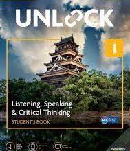 صورة حل كتاب unlock 1 listening and speaking
