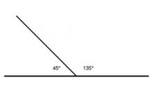صورة ما هو زوج الزوايا الذي يصنف الى زاويتان متكاملتان