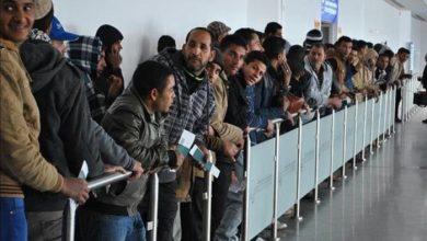 صورة توقعات بسفر مليوني مصري للعمل في ليبيا
