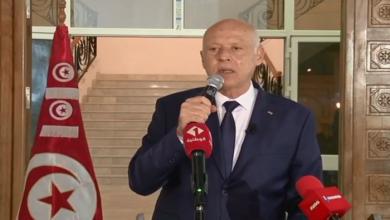 صورة تونس.. سعيّد يمدّد التدابير الاستثنائية