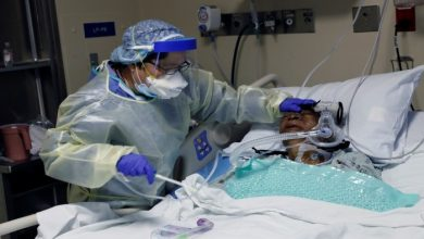 صورة دراسة بريطانية: مخاطر التعرض لجلطة دموية أقل بكثير بعد تلقي لقاح كورونا