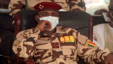 صورة رئيس المجلس العسكري في تشاد يزور قطر الأحد