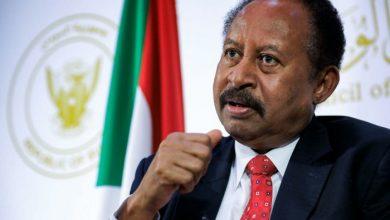 صورة رئيس الوزراء السوداني يتلقى دعوة لزيارة قطر