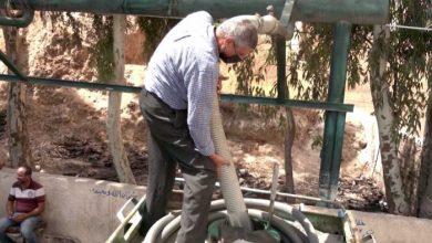 صورة رويترز: أزمة المياه تتفاقم في الأردن