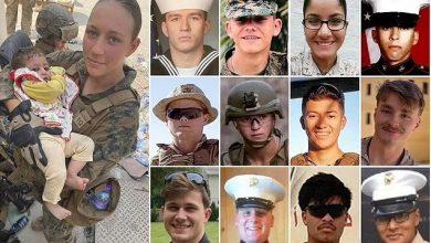 صورة شاهد أول صور للجنود الأمريكيين القتلى في هجوم داعش بأفغانستان