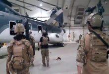 صورة شاهد استيلاء طالبان على طائرات عسكرية عملاقة.. وبعد تفقدها كانت المفاجأة
