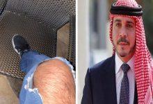 صورة شاهد الأمير الأردني علي بن الحسين يرتدي جينز مقطوع.. ويعلق: معك يا روبي